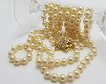 JOAN RIVERS 2-Strand Pearl Necklace