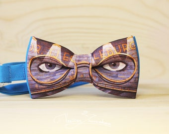 Eyes of Doctor T.J. Eckleburg Bowtie Bowties, Bows, Bow Ties, Bowties, Bow Ties, Bow Ties, BowTie, Creative bow tie, Funny bow tie