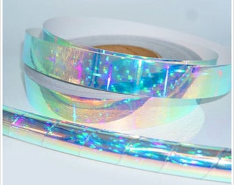 Crossfire Opal Collapsible Taped Hula Hoop