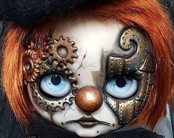 Sloane the Steampunk Clown