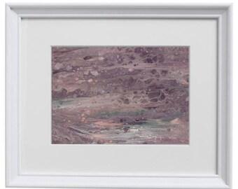 11x14 - Rock Layers - Art Print