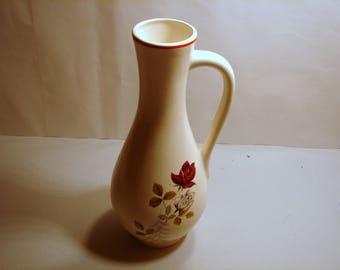 Vintage Ceramic Pitcher Vase
