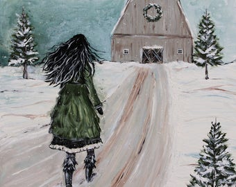 Winter: Limited Edition Reproduction