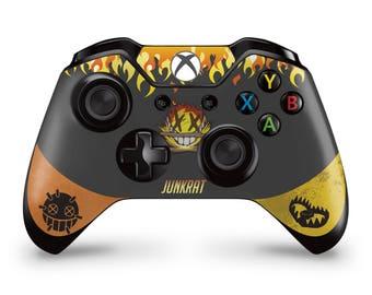 Xbox One Controller Skin - Junkrat overwatch inspired