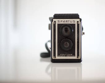 Spartus Full Vue - use for Through The Viewfinder Projects and Technique