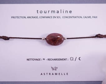 Greed Tourmaline bracelet