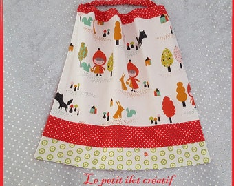 """Lirge """"little Red Riding Hood"""""""