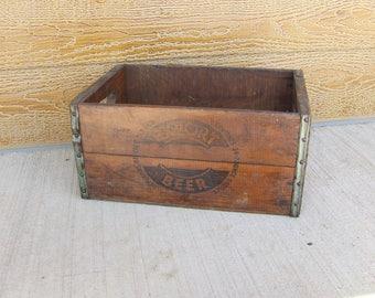 Vintage Export Beer Wooden crate