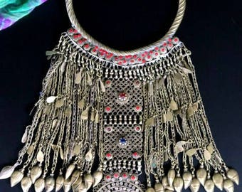 OLD TORC NECKLACE - Tribal Jewelry from Nooristan