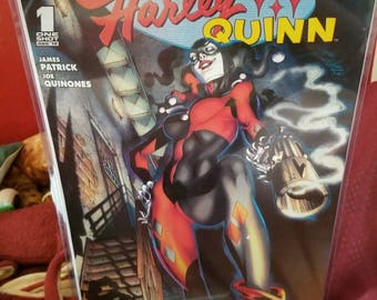Harley Quinn Joker's Asylum 11x17 collectible poster
