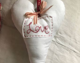 Heart Decoration / Door Hanger 16 inch