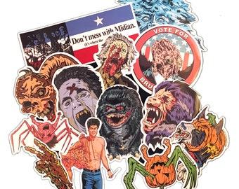 Mega Monster Sticker Pack Vinyl Decal