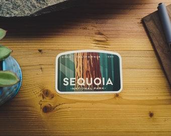 Sequoia National Park - Vinyl Sticker