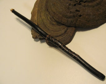 Oak Wand, Wood Wand, Wiccan Wand, Casting Spells, Alter Tools, Witch, Pagan, Wizzard, Magical, Mystical