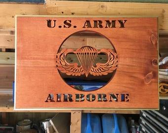 Airborne Plaque