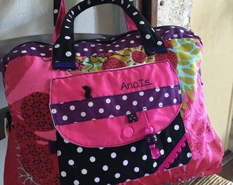 Handbag, bag little girl, diaper bag * on order - fabric choices *.