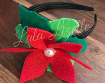 Grils christmas headband