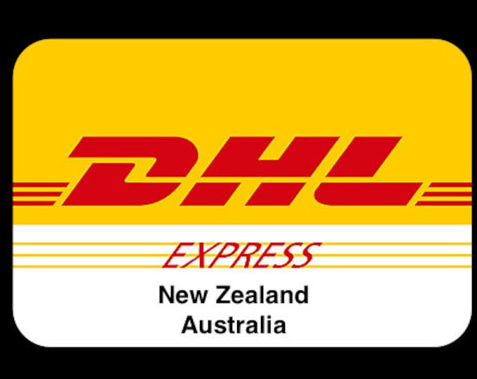 Australia - New Zealand DHL Express Shipping, 3- 4 Days