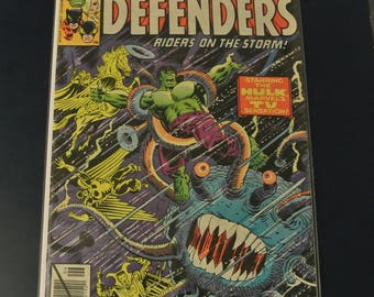 Marvel Comics The Defenders #72 1979 Bronze Age Marvel Comics