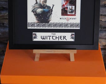The WITCHER 3: WILD HUNT - The Stamp In a Block ** display in frame