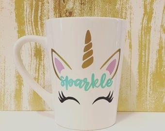 Coffee Mug- Unicorn Mug