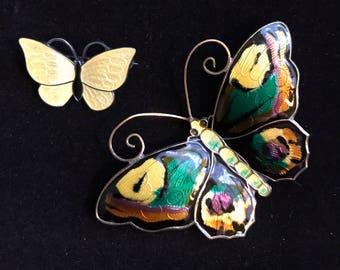 Best Friends Butterflies -Norway David Andersen and Denmark Volmer Bahner