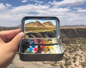 Kilbourne Hole - Las Cruces, New Mexico