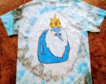 Ice King Tie Dye Shirt