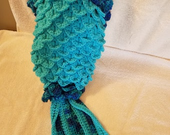 Fish Tail blanket