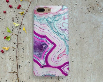 WHITE PINK MARBLE Iphone 6S case White Marble Iphone 6 Case White Marble Iphone Case White Marble Iphone 5 Case 5C 5S 4 4S 6 Plus 6s Plus