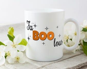 Faboolous Coffee Tea Mug | Funny Halloween Humor Gift
