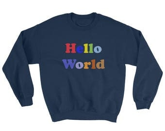 CSP Hello World Sweatshirt