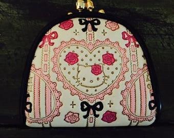 Vintage Hello Kitty coin purse