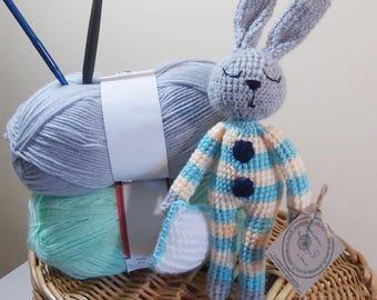 crochet sleepyhead, handmade Aga, cuddly, kids, sleep time