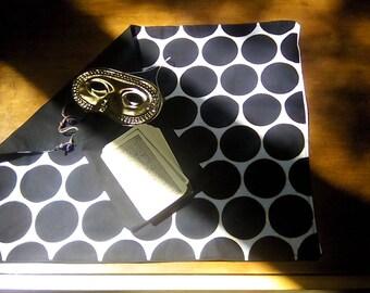 ITEM SOLD: Tarot Reading Cloth and Matching Tarot Bag
