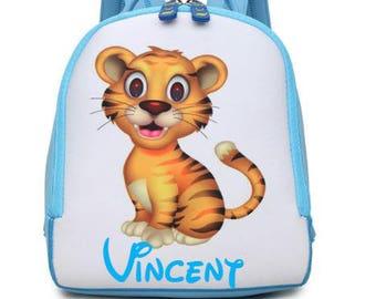 school backpack / nanny