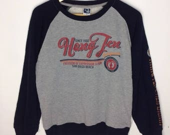 Rare Design Hang Ten Big Logo Sweatshirt