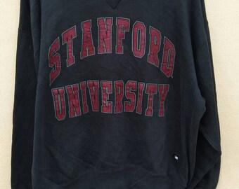 Truely Vintage Stanford University Sweatshirt Russell Athletic Sport wear Crew neck sweaters Hoodies Pull Over Hawaii Colorado Cardinal