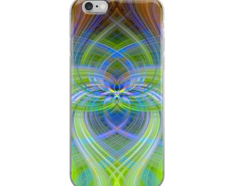 iPhone Case in Bluebell Woods Design