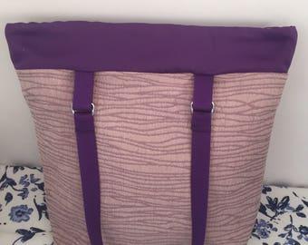Borsa Handemade a traccola -Shoulder Bag  multi uso