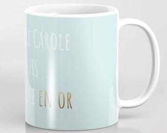Teacher gift / teacher custom teacher - cups