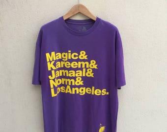 Dissizit! X La Lakers Tshirt
