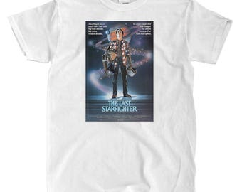 The Last Starfighter - White T-shirt