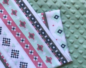 Southwestern Nursing Pillow Cover