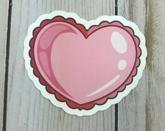 Kawaii Valentines Diecut 07