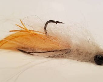 streamer/leech pattern, flies, fly fishing flies, bass flies, warm water flies, fly fishing flies, bass, smallmouth bass, largemouth bass