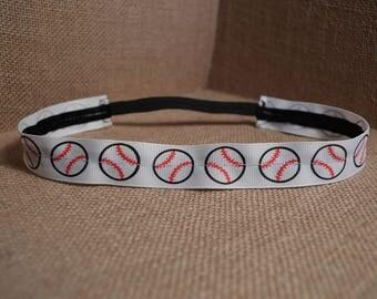 No Slip Baseball Headband