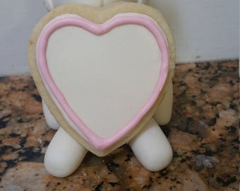 Heart Cookies for fun