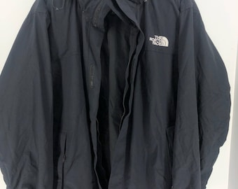 Vintage THE NORTH FACE Gore-Tex Xcr Summit Series Jacket Mens Large North Face Black Jacket Hoodie North Face Jacket Bomber Size L #A896