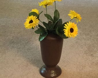 Vase Textured Finish-New-Handcrafted by seller